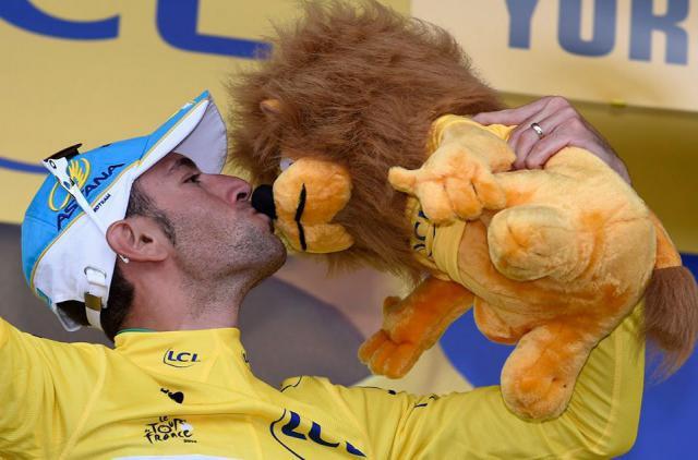 Tour de France: Vincenzo Nibali è l'erede di Marco Pantani