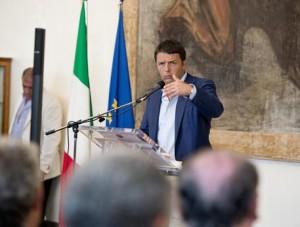 Riforme: Renzi, boutade estiva definirla autoritaria
