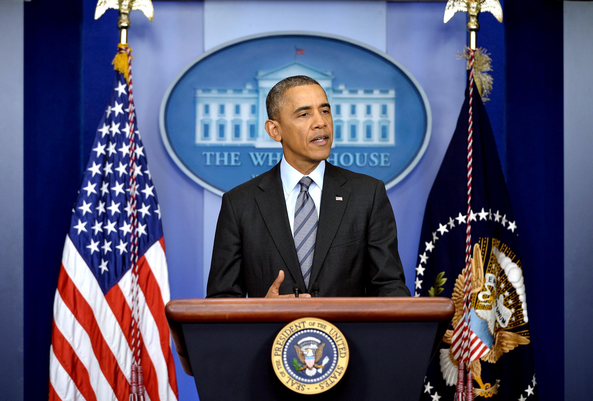 """Obama: """"Tocca a noi scegliere cosa vogliamo essere"""""""