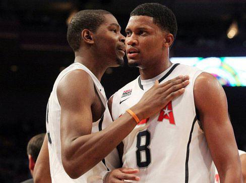 Basket NBA: Rudy Gay sostiturà Kevin Durant ai mondiali FIBA