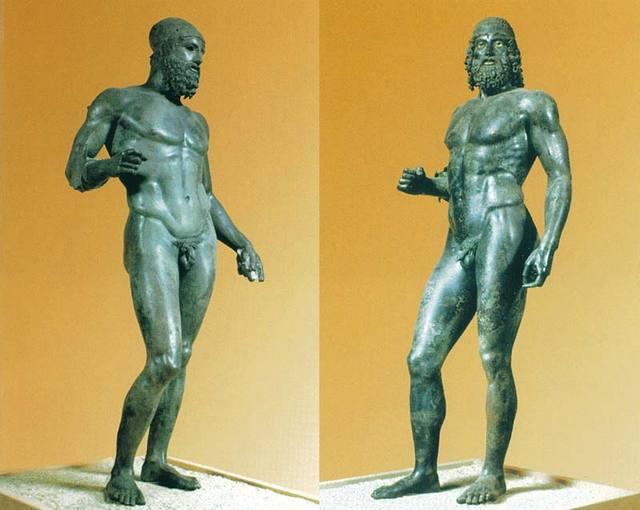 I Bronzi di Riace a Milano per Expo 2015. Deciderà una commissione di esperti