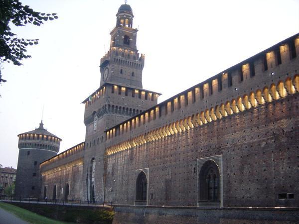 I nuovi servizi progettati al Castello Sforzesco per accogliere i visitatori di EXPO