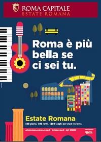 Ferragosto all'insegna del Jazz, per continuare nel finesettimana con l'Estate Romana