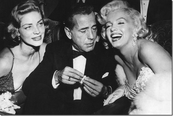 """Muore a New York Lauren Bacall, """"the Look"""""""