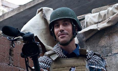 Iraq: la tragica morte del giornalista americano