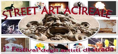 Street Art Acireale: 1° Festival degli artisti di strada