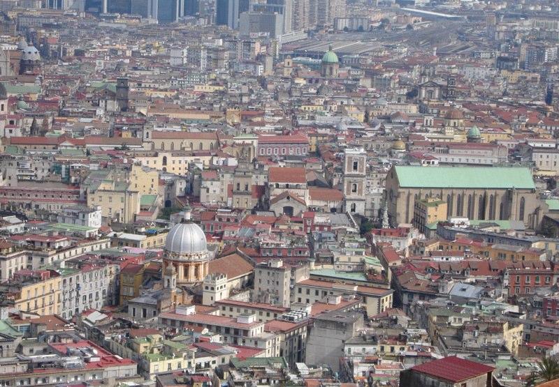 Riqualificazione del centro storico di Napoli: quasi pronti i lavori!