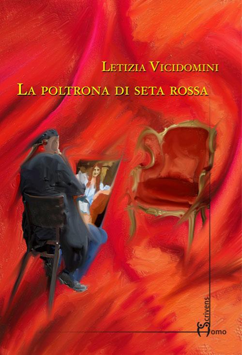 Un viaggio nel tempo con Letizia Vicidomini, attraverso la poltrona di seta rossa