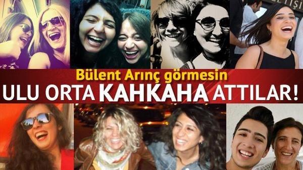 Le affermazioni di Bülent Arinç in campagna elettorale scatenano una valanga di sorrisi