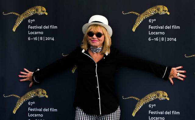 67° Festival del Cinema di Locarno. Ospite d'eccezione Rita Pavone