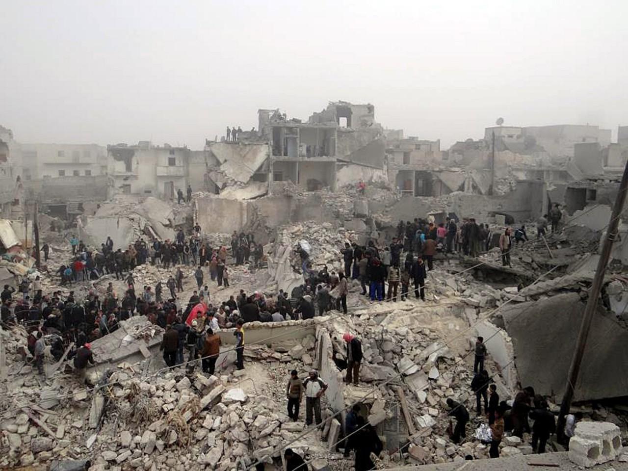 Siria: sono oltre 3 milioni i rifugiati fuori dal paese