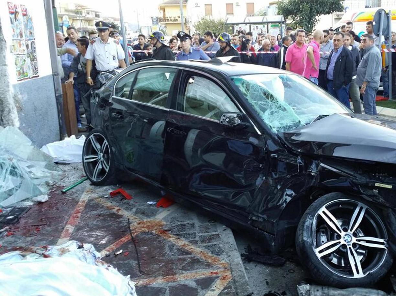 Sassano: quattro vite falciate dalla folle corsa di una BMW guidata dal fratello di una vittima