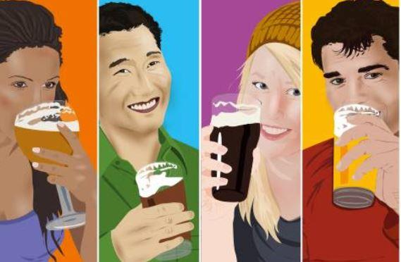 """Al via la seconda edizione di EurHop Beer Festival al Salone delle Fontane dell'Eur: """"ne berremo di tutti i colori"""""""
