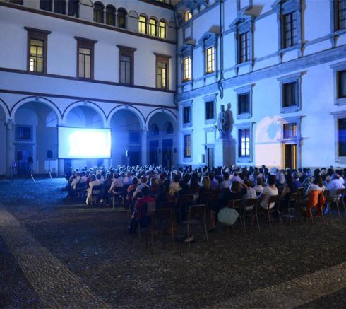 La Curia di Milano per tre giorni diventa diventa un cinema: tre film per riflettere sul desiderio di salvezza
