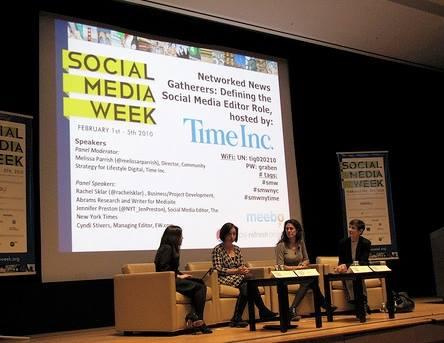 Social Media Week, un evento mondiale dedicato all'innovazione