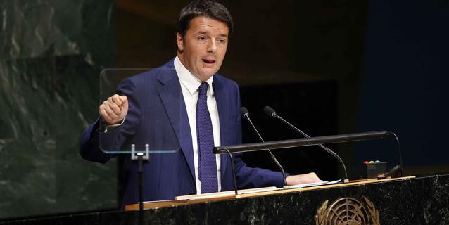Renzi: pronti a sfidare i poteri forti. Sul lavoro nessun pasticcio