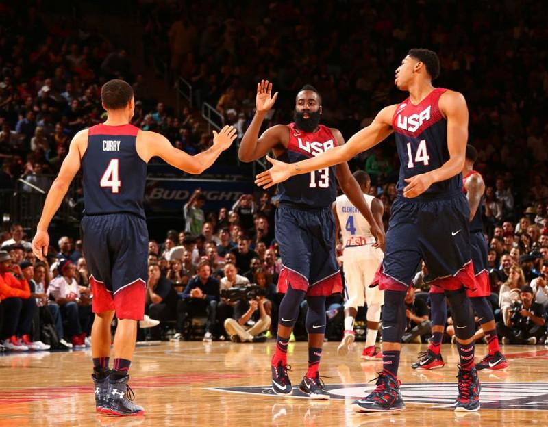 Basket, finale Mondiale: USA – Serbia 129 – 92