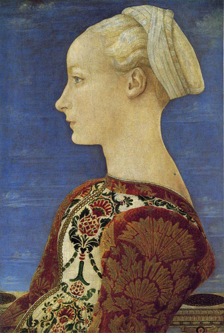 Le Dame del Pollaiolo al museo Poldi Pezzoli di Milano