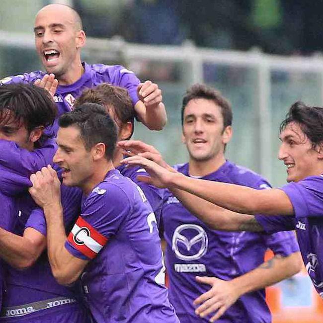 Europa League, al 'Franchi' vittoria netta della Fiorentina sul Guingamp