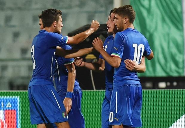 L'Under 21 straripa contro Cipro e si qualifica ai playoff dei campionati europei.