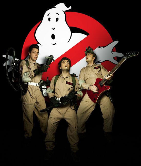 I Ghostbusters arrivano al Teatro Nuovo di Milano in chiave musical dal 28 settembre per tre imperdibili date