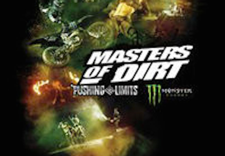 Master of Dirt fueled by Monster Energy: lo spettacolo di motocross freestyle più incredibile arriva in Italia