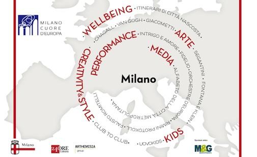 """Milano """"Cuore D'Europa"""" durante il semestre europeo, con oltre 200 appuntamenti dal 15 settembre al 31 dicembre"""