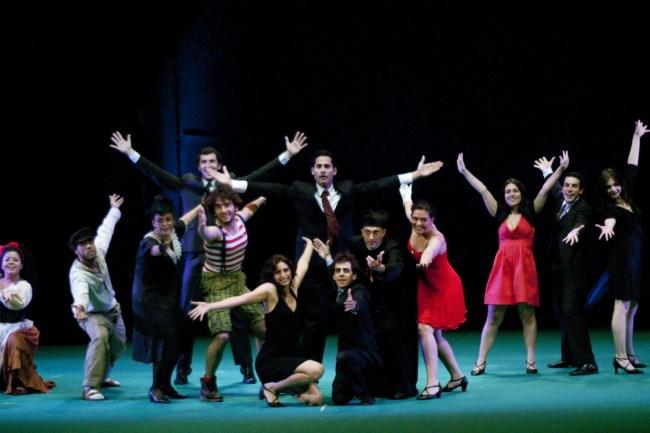Al Silvano Toti Globe Theatre in scena Pene d'amor perdute
