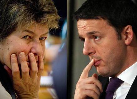 """Botta e risposta su twitter tra Renzi e Cigl: """"mandare tutti in serie B non è estensione dei diritti"""""""