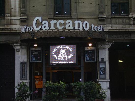 La  stagione 2014/2015 del Teatro Carcano, con un nuovo e ricco cartellone