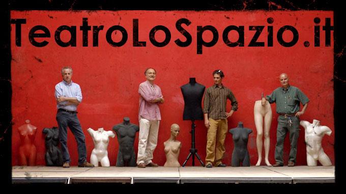 """Teatro """"Lo Spazio""""- programmazione Settembre – Dicembre 2014"""