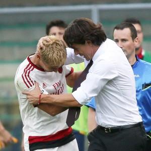 Sempre Honda, il Milan passa a Verona 3-1