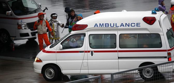 F1, dramma a Suzuka: Bianchi in gravi condizioni dopo un terribile incidente