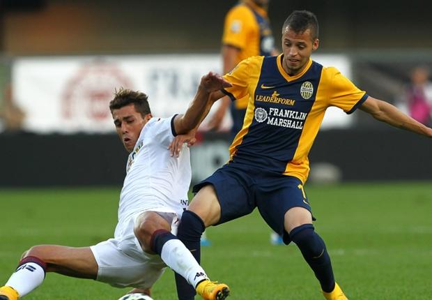 Tachtsidis fa impazzire il Bentegodi: Verona-Cagliari 1-0