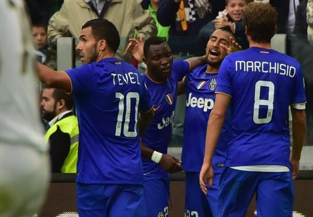 Europa archiviata, la Juventus supera 2-0 il Palermo