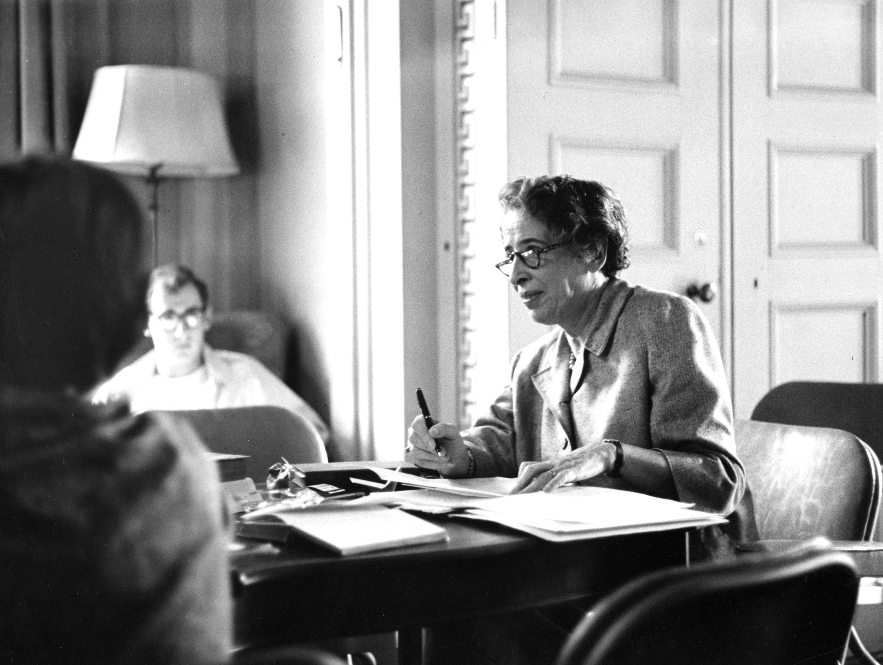 La «non banalità» di Hannah Arendt