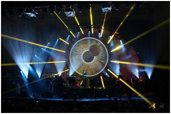 Brit Floyd , onore alla leggendaria band britannica, di nuovo in Italia