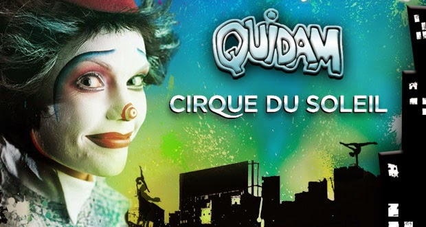 Cirque du Soleil, Quidam sempre più vicino. Aggiunte nuove date a Bologna