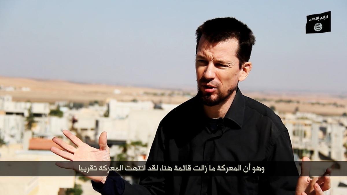 ISIS: sesto video di Cantlie dopo soli due giorni