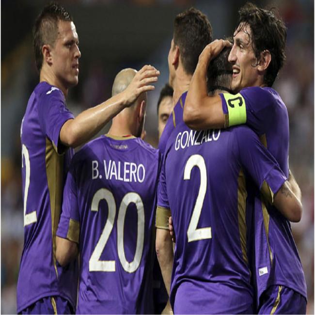 Fiorentina sprecona rischia la beffa ma Pasqual sistema le cose: 1 a 1 al Franchi