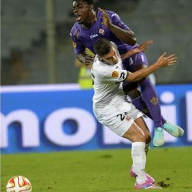 Viola a un passo dalla qualificazione, a Salonicco decide Vargas