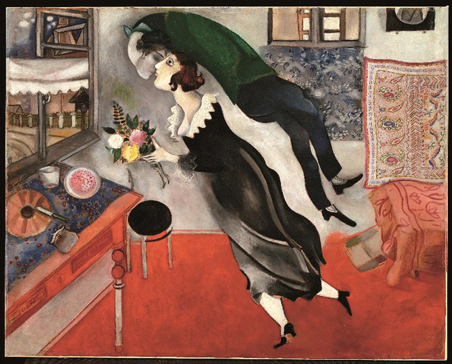 Marc Chagal. Una retrospettiva 1908 -1985