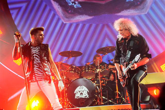 I Queen arrivano a Milano con Adam Lambert per unico concerto in Italia