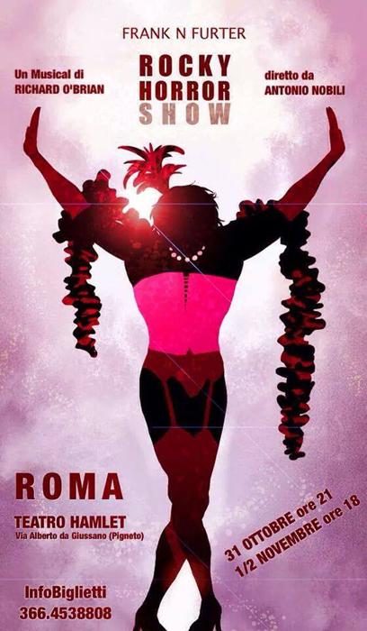 """I """"I giganti della montagna"""" e """"The Rocky Horror Picture Show"""" al Teatro Hamlet di Roma"""