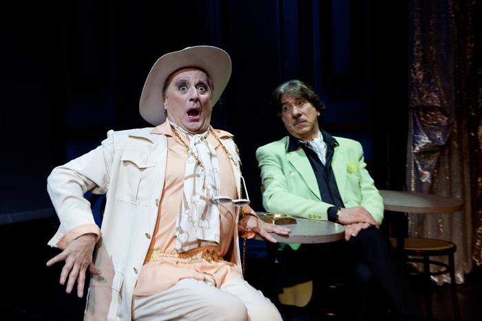 """""""Il Vizietto"""", nuovo straordinario successo al Teatro Sistina"""