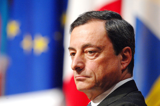 "Draghi: ""Ripresa debole. Necessarie riforme strutturali"""