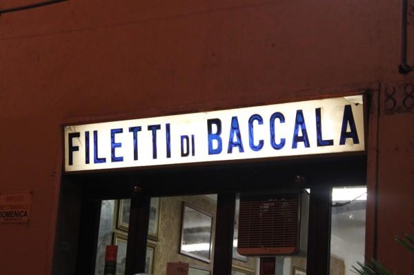 Fish'n'chips Vs filetto di baccalà