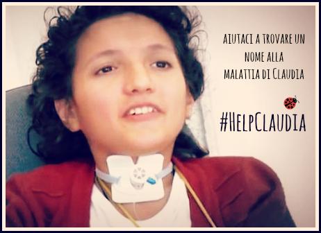 Aiuta Claudia a dare un nome alla sua malattia