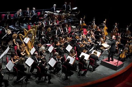 """I """"Concerti del Regio"""", stagione 2014/2015"""