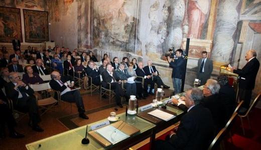 """Al Senato, la consegna dei premi """"Guido Dorso"""""""